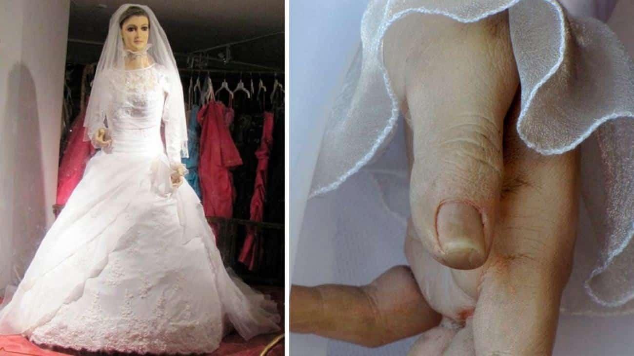 La Pascualita: Conheça A Bizarra História Da Noiva Cadáver Real